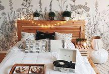 Bedroom, beds & bedding