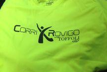 """Corri X Rovigo edizione Toffoli 1867 / """"Corri X Rovigo: Edizione Toffoli 1867"""", un grande evento del 2015 per gli amanti del running all'aperto, che si svolge periodicamente il giovedì sera nella città di Rovigo o in paesi limitrofi."""