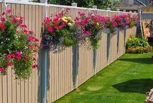 Wall fence