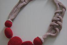 Crochet, Felt... Jewelry
