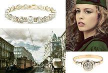 DESA Biżuteria - JEWELRY STYLE / Style w biżuterii dawnej. Wszystkie obiekty pochodzą z Galerii Biżuterii DESA na ul. Nowy Świat 48 w Warszawie.  www.desabizuteria.pl