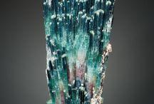 mineralen en kristal