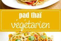 recettes thai