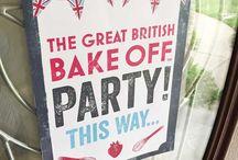 Great British Baking show/bake off