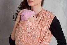 Babywearing wraps - Babahordozó Kendők