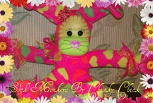 ♡♡♡My Sock Creations♡♡♡ /  ♥ ♥ ♥ Visit me on Facebook & Twitter ♥ ♥ ♥ https://www.facebook.com/ChunkyChicksMonkeys  ♥ ♥ ♥ https://twitter.com/chunkysmonkeys ♥ ♥ ♥ I can create what ever character you require also I have some sock monkeys already to be re homed feel free to take a peek and comment or email me @ sockmonkeysbychunkychick@gmail.com with all of your inquiries. ♥ ♥ ♥ I think I have finally found my niche' ♥ ♥ ♥ / by ✿⊱♥ Sock-A-Doodle-Doo ♥⊰✿