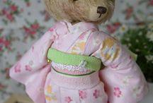 Kimono Bears