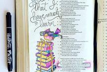 diario bíblico creativo