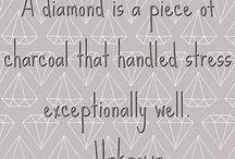 Diamonds / by ANB