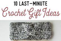 Crochet gift ideas