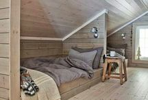 Atic bedrooms