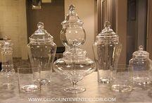 Discount Decor Wedding Rentals / by Herbal Bacon