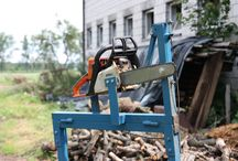Chainsaw support