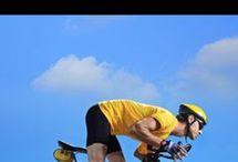 Sykling og trening