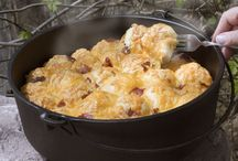 Camping Food and Cooking / Easy to prep and make recipes and ideas for camping.