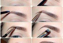 Make up sample