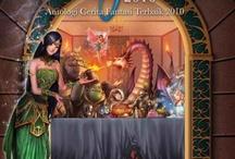 Novel Fantasi Indonesia / Novel-novel fantasi karya penulis Indonesia atau yang berbau/berwarna Indonesia