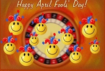 April Fools' Day / It's April Fools' Day! It's time to be the best trickster and the first to fool others before they do the same to you.  http://www.123greetings.com/events/april_fools_day/ / by 123Greetings Ecards