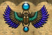 Scarabei Egizi