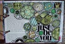 Art journal / by Julie Neal