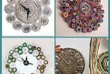 Relojes quilling
