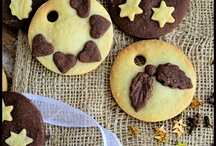 Thrifty Christmas Cookies / Thrifty Gift ideas for the Festive Season