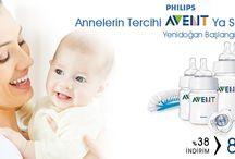 Anne, Bebek, Çocuk / Anne ve Bebek Ürünleri