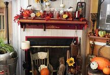 Fall Decorating / by Theresa Main-Kyzer