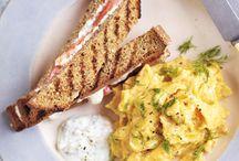 Recepten ontbijt en lunch