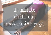 Yoga & Meditation / by Cindy Meadows-Lannan