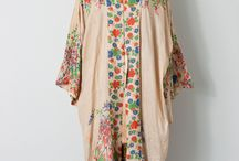Vintage Kimonos