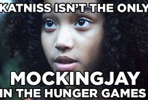 the hunger games♡