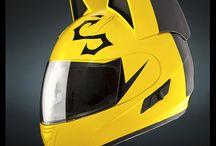 Unique Motorcycle Helmet