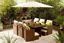 Helen's Amazing Garden Furniture!