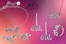NA.Dì Gioielli Uscita di Aprile su Preziosa Magazine / Il marchio NA.Dì crea gioielli in Argento 925 esclusivamente  Made in Italy
