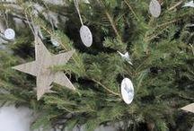 Christmas tree / Idées de décorations de sapins de Noël