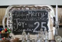 Ho Ho Ho Merry Christmas / by Angie Parrish