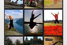 Jumping / by KU Study Abroad