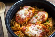 Pasta recipes / by Angie McDaniel
