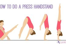 gymnastics progression tips and ideas
