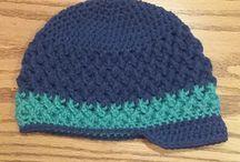 crisscross hat