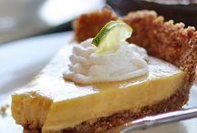 Sweet Treats: Pies / by Sheri Winona