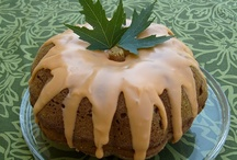 Yummy pumpkin pound cake / by Tara Giannini