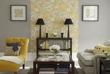 Interior Design Ideas  / by Amy Ammerman
