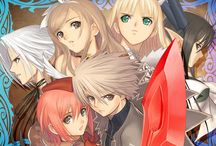 Shining Series / Shining Series artworks (Shining Soul, Shining Force, Shining Wind, Shining Tears, etc.)
