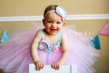 Claire's 1st Birthday  / by Amanda Bledsoe