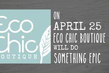 Eco Chic Design Conference