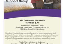 Family and Friends of Breast Cancer Survivors Support Group / Join us in New Lenox!