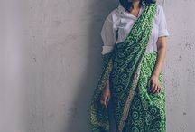 How to wear a saree in different styles