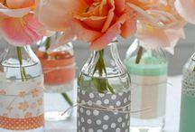 Washi Spring 2016 / spring decorations using washi tapes